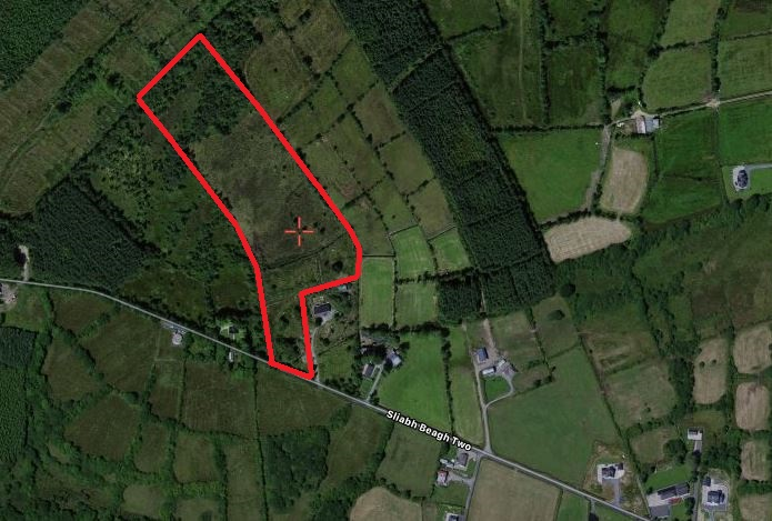 c 11acres at Straclevan Knockatallon