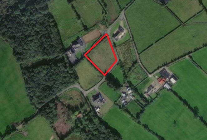 Residential site for sale
