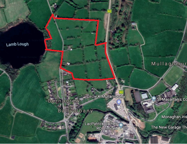 Residential Farm c 33 acres  at Dernagrew Monaghan